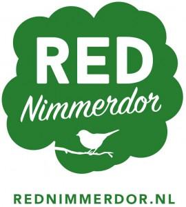 red nimmerdor logo groen